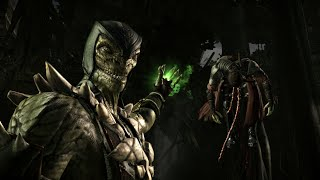 Mortal Kombat X - All Fatalities Performed By Reptile