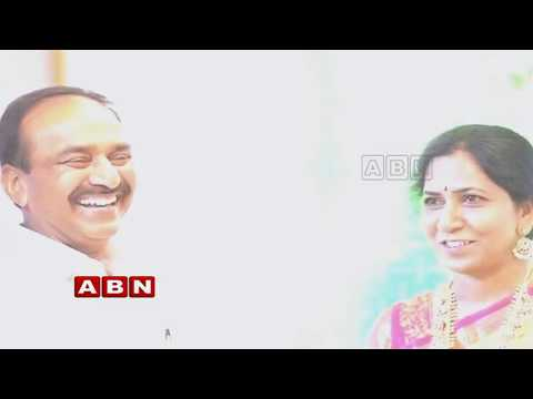 Clashes between Minister Etela Rajender and MP Captain Laxmikanth over Huzurabad MPP Seat | Inside