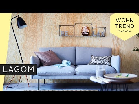Wohntrend Lagom | Roombeez – powered by OTTO