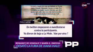 Romance de Gonzalo Valenzuela y pareja televisiva habría desatado la furia de Juana Viale