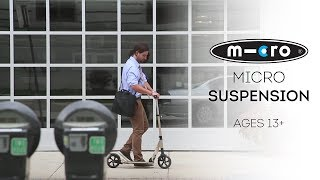 Suspension Scooter