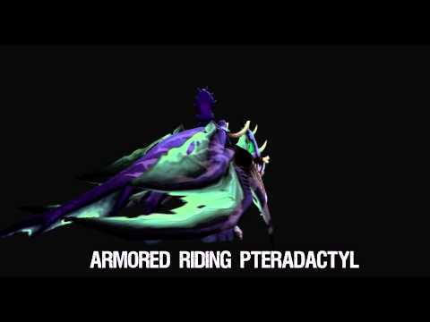 Patch 5.2 New Mounts