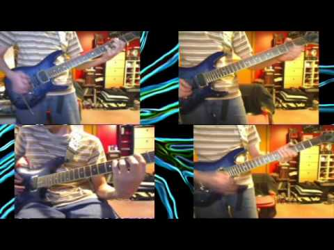 Orianthi - According To You Guitar Cover