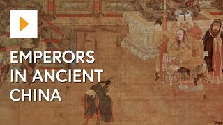Key Groups in Ancient China - Emperors