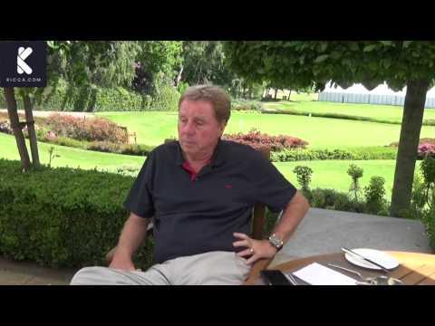 Harry Redknapp backs Rio Ferdinand for management