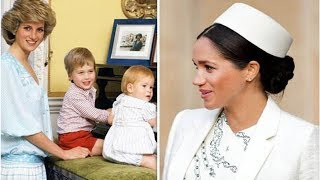 The ONE lesson Meghan Markle has learnt from Princess Diana over motherhood