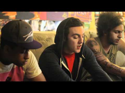 JENESIS Magazine Exclusive w/ Mac Miller & Most Dope