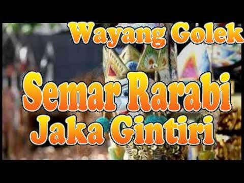 Wayang Golek Asep Sunandar Sunarya Full - Jaka Gintiri Semar Rarabi video
