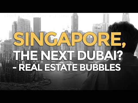 Singapore - The Next Dubai? Real Estate Bubbles, Mike Maloney of Gold and Silver Inc