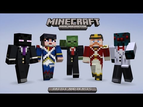 New Minecraft Skin Pack