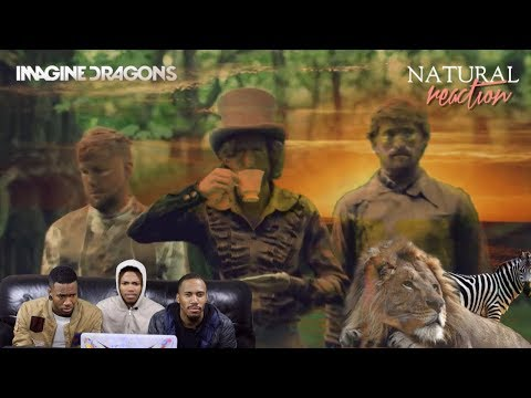 Imagine Dragons - Natural REACTION