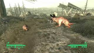 Fallout 3: Wasteland Free For All Fight