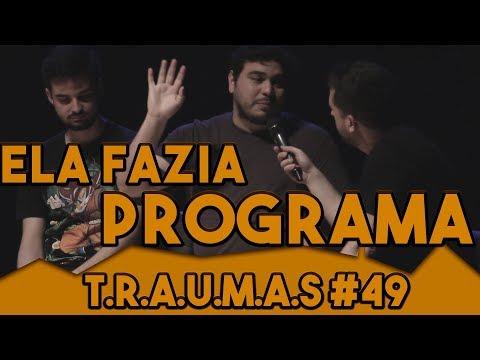 T.R.A.U.M.A.S. #49 - c/ MC MAYARA (Curitiba - PR) thumbnail