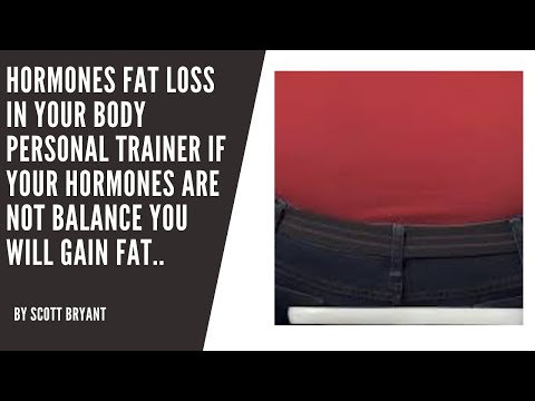 Hormones Fitness body loss fat loss