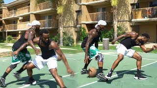 First Time Getting My Ankles TAKEN! 1vs1 BoneCollector Street Ball Legend