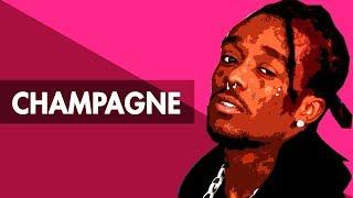 "Download Lagu ""CHAMPAGNE"" Trap Beat Instrumental 2018 | Lit Hard Rap Hiphop Freestyle Trap Type Beats | Free DL Gratis STAFABAND"