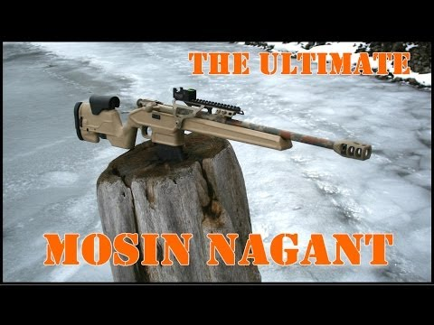 The Ultimate Mosin Nagant: A Custom Build Project