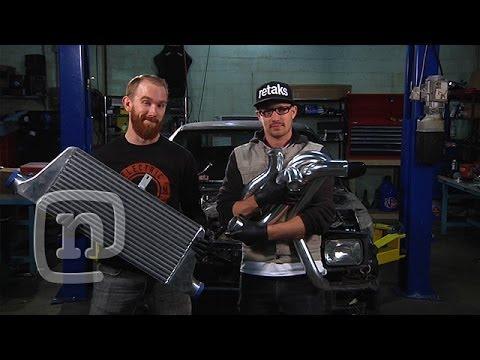 Chris Forsberg & Ryan Tuerck Drifting Missile Car Turbo Upgrade: Drift Garage Ep. 2