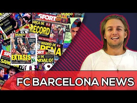 Dembélé for Barça? | Neymar's contract at Barcelona leaked! | BARCA NEWS