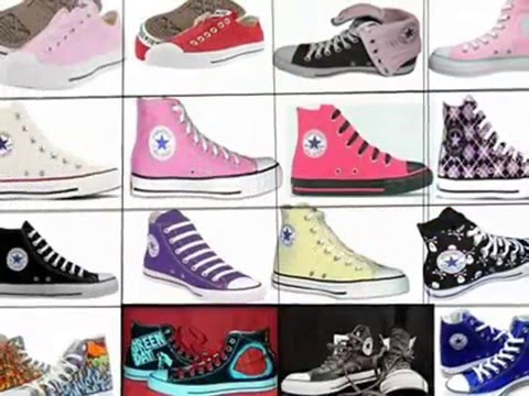 My Favourite Shoe Brands Video