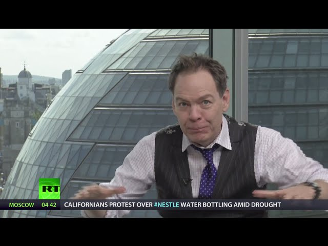 Keiser Report: How much do they steal? (E761)