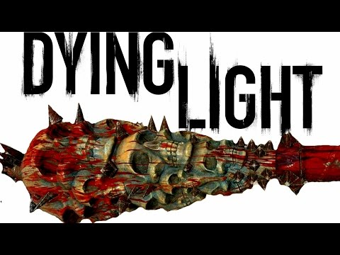Dying Light Gold SkullMace Free Roam & Fun with Zombies