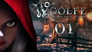 Woolfe #001 - The Red Hood Diaries