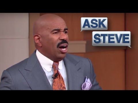 Ask Steve: That's The Key To Real Happiness || STEVE HARVEY