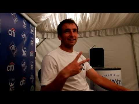 Citi Open Exclusive: Quarterfinalist Marinko Matosevic