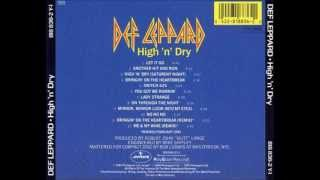 Download Lagu Def Leppard - High 'N' Dry 1981 ( Albúm ) Gratis STAFABAND