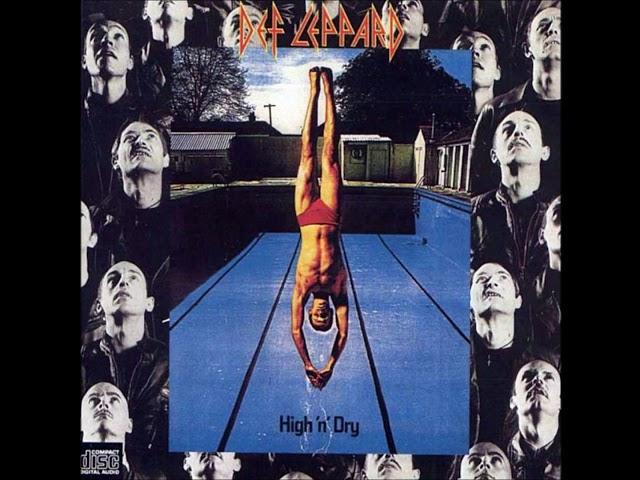 Def Leppard - High 'N' Dry 1981 ( Albúm )