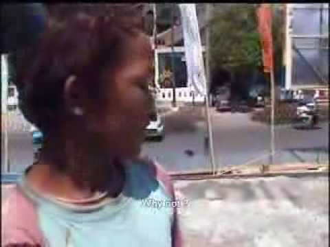 Street Working Children in Indonesia 5 Construction Workers