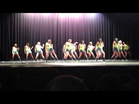 Alpha Gamma Delta Step Show Troy University 2013