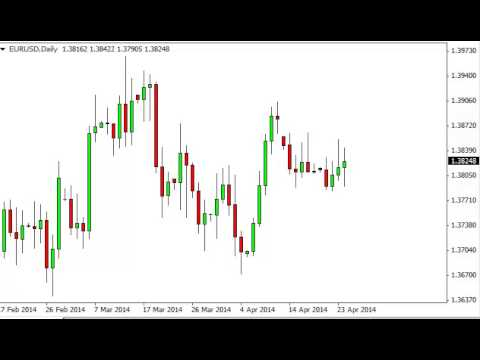 EUR/USD Technical Analysis for April 25, 2014 by FXEmpire.com