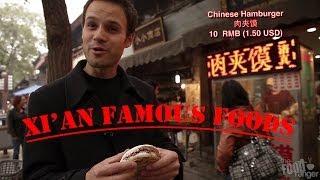 Mouthwatering Muslim Cuisine in Xi