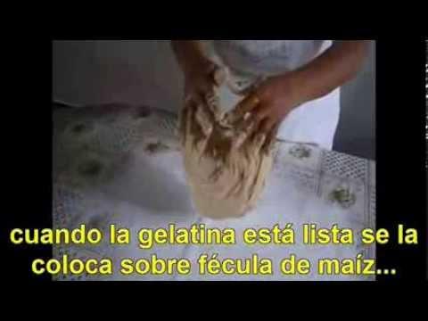 Gelatina de Pata de Res (Proceso de elaboración)