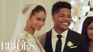 Download Song Chanel Iman and Sterling Shepard's Official Wedding Video | Brides Free StafaMp3