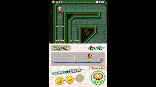 New Super Mario bros DS - World 2 Part 1