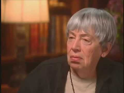 Ursula K LeGuin Interview with Bill Moyers About The Lathe of Heaven