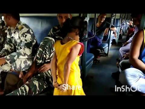 Guwahati to Silchar train 5years girl bagger talent watch full video thumbnail