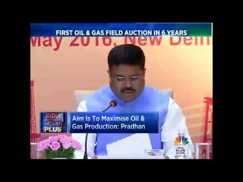 Govt To Auction 67 Oil & Gas Fields