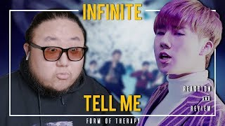 "Producer Reacts to Infinite ""Tell Me"""