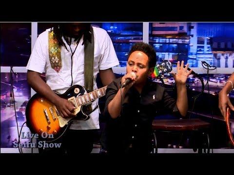 Seifu on EBS: Dawit Alemayehu - Ha Lemene  Live Performance