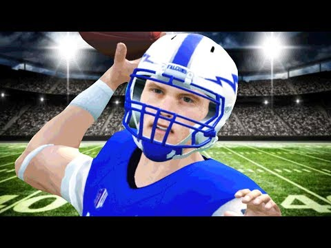 My High School Debut! NCAA 14 Road To Glory #1
