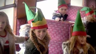 The Surprise Surprise Christmas Express!