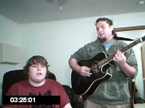 Light and the Glass acoustic cover - By The Brothers Paulson