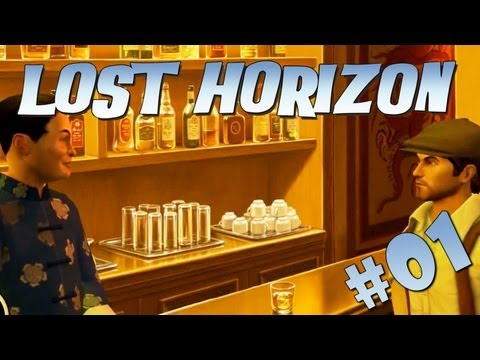 Let's Play Lost Horizon [part 01] - Die Tong-triade video