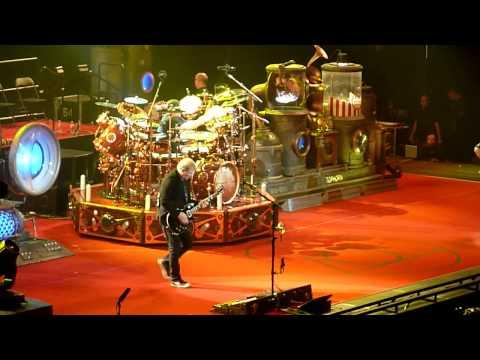 Rush-Spirit Of The Radio@Dallas 11/28/12
