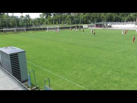Sestřih branek U15 Prostějov - FCB 0:8 (0:2)
