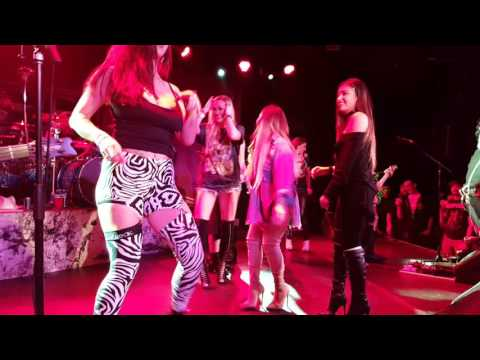 Steel Panther - Highway to Hell (Roxy Theatre - 11/15/16)
